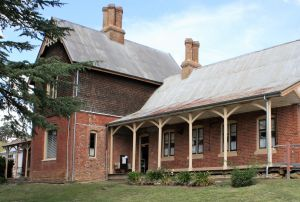 Carcoar Hospital Museum - Accommodation Nelson Bay
