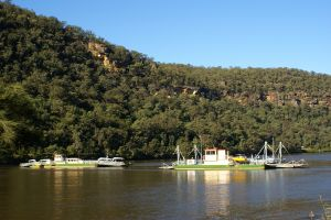 Hawkesbury River - Accommodation Nelson Bay