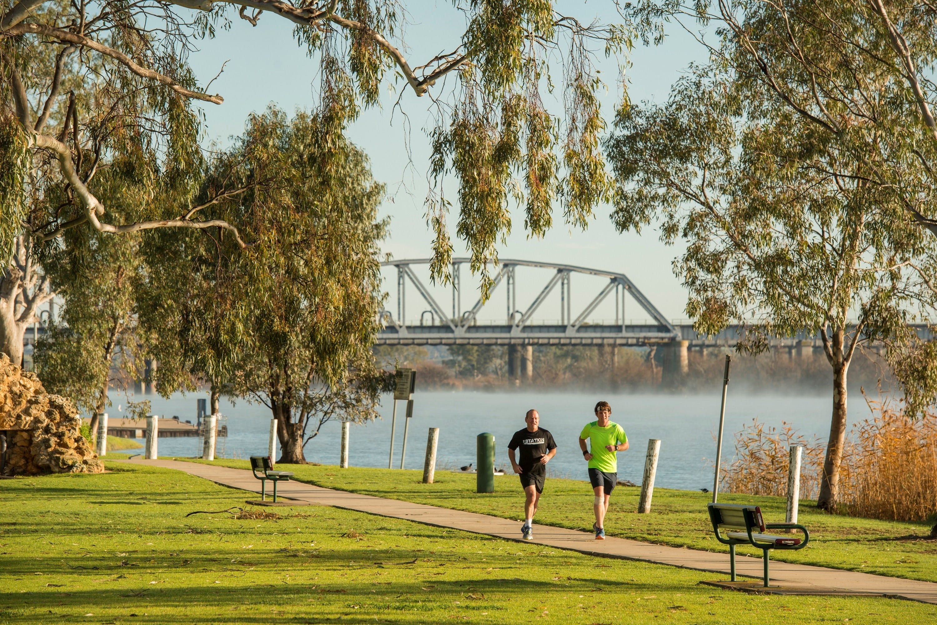 Sturt Reserve - Accommodation Nelson Bay