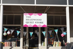 The Braidwood Quilt Store - Accommodation Nelson Bay