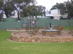Wright Park Playground - Accommodation Nelson Bay
