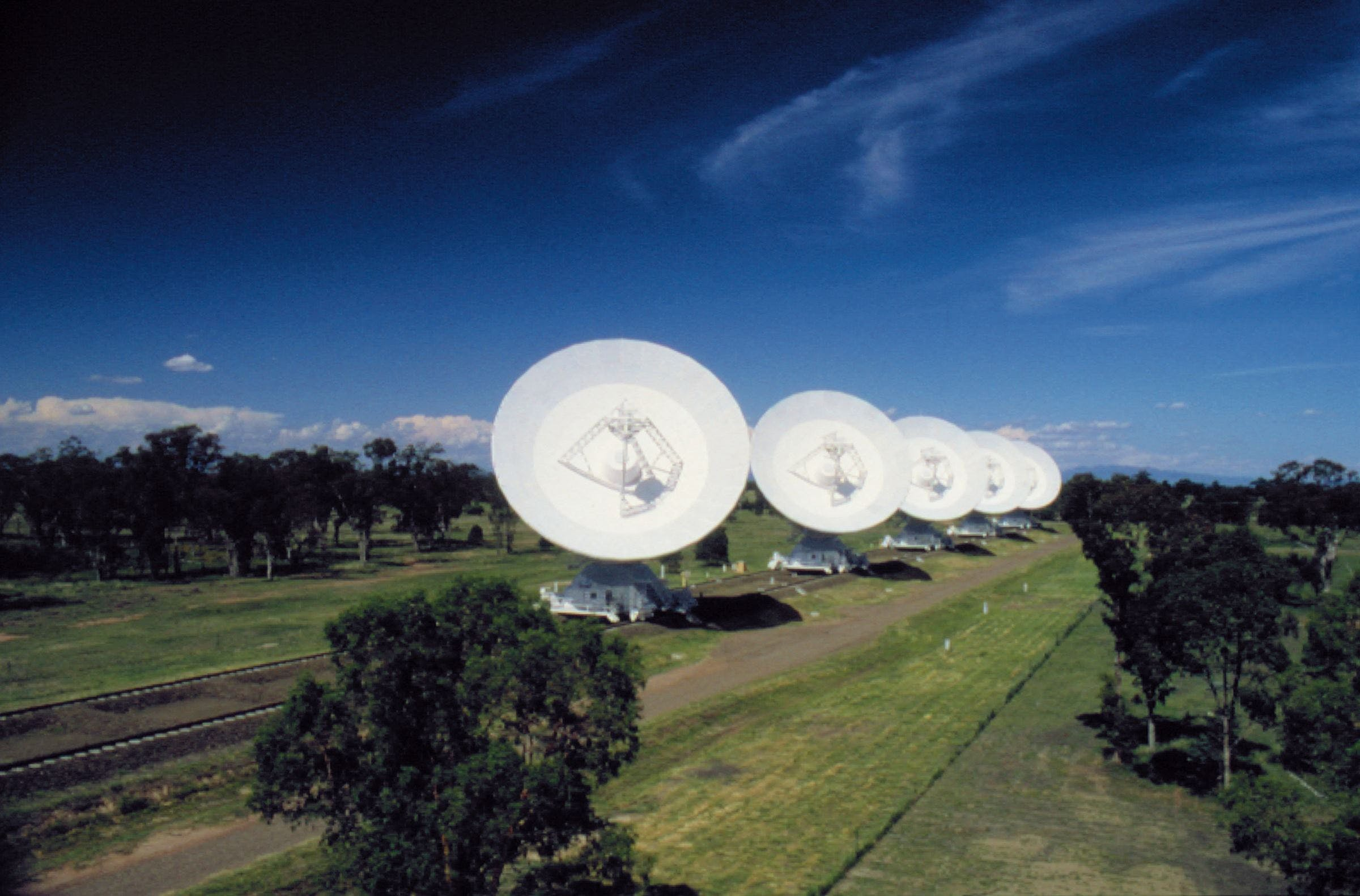 CSIRO Australia Telescope Narrabri - Accommodation Nelson Bay