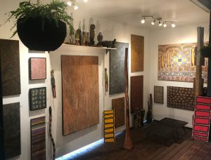 Red Sand Aboriginal Art Gallery - Accommodation Nelson Bay