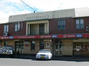 Tattersalls Hotel - Casino - Accommodation Nelson Bay