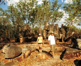 The Lost City - Litchfield National Park - Accommodation Nelson Bay