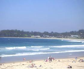 Mollymook Surf Beach - Accommodation Nelson Bay