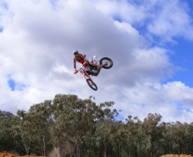 Goanna Tracks Motocross and Enduro Complex - Accommodation Nelson Bay