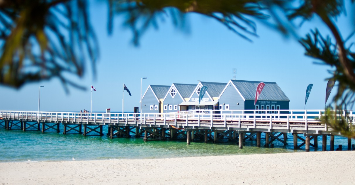 Busselton Jetty  Underwater Observatory Tour - Accommodation Nelson Bay