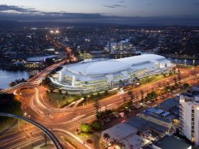 Gold Coast Convention and Exhibition Centre - Accommodation Nelson Bay