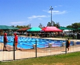 Charleville Swimming Pool - Accommodation Nelson Bay