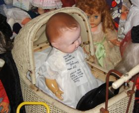 Little Darlings Doll Museum and Coffee Shop - Accommodation Nelson Bay