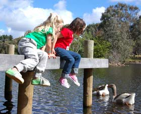 Vasse River and Rotary Park - Accommodation Nelson Bay