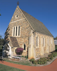 Uniting Church - York - Accommodation Nelson Bay