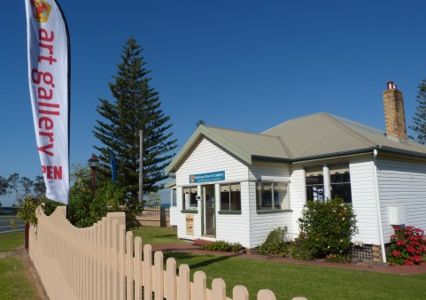 Hastings Fine Art Gallery - Accommodation Nelson Bay