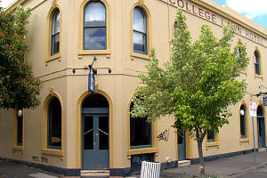 The College Lawn Hotel - Accommodation Nelson Bay