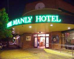 The Manly Hotel - Accommodation Nelson Bay