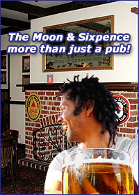 Moon and Sixpence British Pub