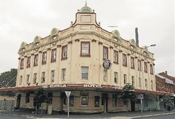 Port Kembla Hotel - Accommodation Nelson Bay