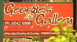 Georgies Cafe Restaurant - Accommodation Nelson Bay