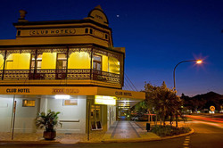 The Club Hotel - Accommodation Nelson Bay