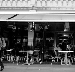 Benny's Bar  Cafe - Accommodation Nelson Bay