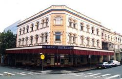 The Grand Hotel Newcastle - Accommodation Nelson Bay