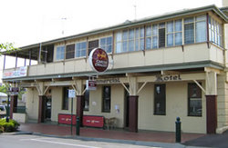 Commercial Hotel Alexandra - Accommodation Nelson Bay