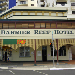 The Barrier Reef Hotel - Accommodation Nelson Bay