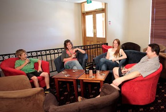 Hibernian Hotel Beechworth - Accommodation Nelson Bay