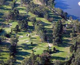 Corowa Golf Club - Accommodation Nelson Bay
