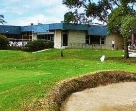 Vincentia Golf Club - Accommodation Nelson Bay