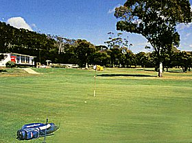 Bicheno Golf Club Incorporated - Accommodation Nelson Bay