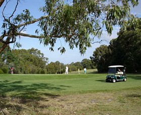 Leongatha Golf Club - Accommodation Nelson Bay