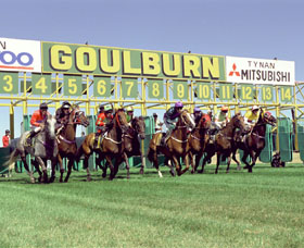 Goulburn and District Racing Club - Accommodation Nelson Bay