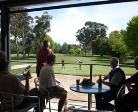 Queanbeyan Golf Club - Accommodation Nelson Bay