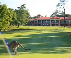 Royal Canberra Golf Club - Accommodation Nelson Bay