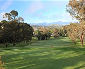 Federal Golf Club - Accommodation Nelson Bay