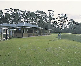 Yarram Golf Club - Accommodation Nelson Bay