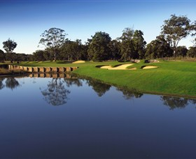 Kooindah Waters Golf Club - Accommodation Nelson Bay