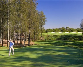 Hunter Valley Golf and Country Club - Accommodation Nelson Bay