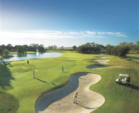 Murray Downs Golf  Country Club - Accommodation Nelson Bay
