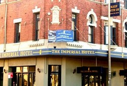 Imperial Hotel - Accommodation Nelson Bay