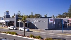 Bellevue Hotel Tuncurry - Accommodation Nelson Bay