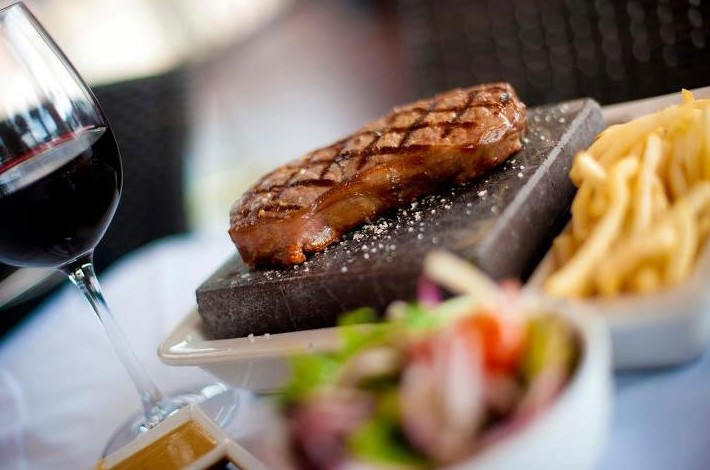 Black Angus Bar  Grill Restaurant - Accommodation Nelson Bay