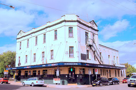 Caledonian Hotel - Accommodation Nelson Bay