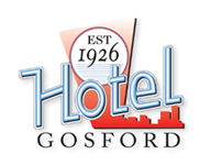 Hotel Gosford - Accommodation Nelson Bay