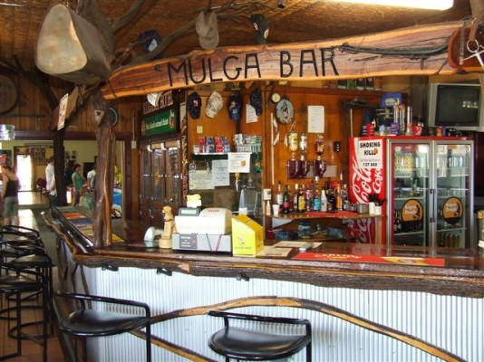 Kulgera Roadhouse - Accommodation Nelson Bay