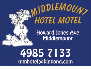 Middlemount Hotel Motel Accommodation - Accommodation Nelson Bay