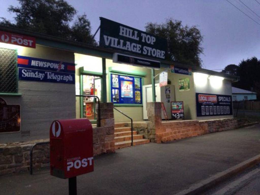 Hill Top Village Store - Accommodation Nelson Bay