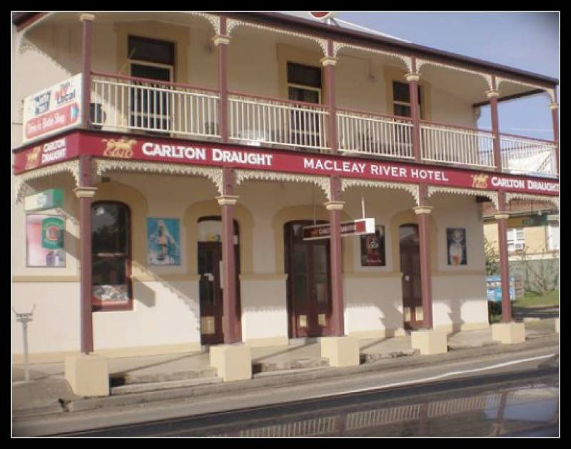 Macleay River Hotel - Accommodation Nelson Bay